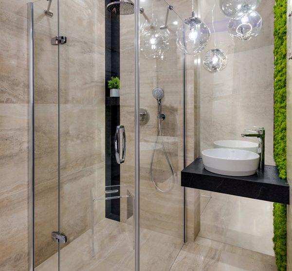 Mech dekoracyjny – niebanalna dekoracja w łazience