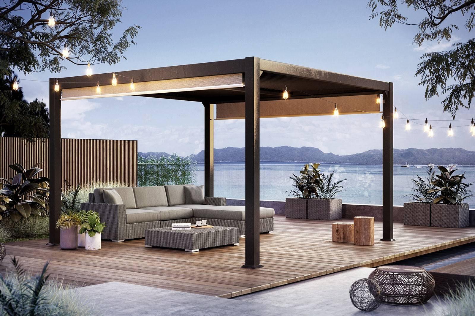 Skuteczna ochrona przed słońcem w ogrodzie i na tarasie – parasole i zadaszenia ogrodowe